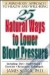 25 Nautural Ways To Lower Blood Pressure James Scala 9780658007026
