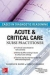 ACUTE & CRITICAL CARE NURSE PRACTITIONER: CASES IN DIAGNOSTIC REASONING Suzanne M. Burns 9780071849548